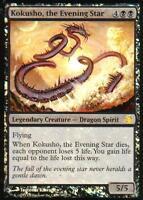 Kokusho, the Evening Star FOIL   NM-   Modern Masters   Magic MTG