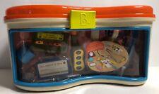 B Toys Pretend Doctor Set Wee MD Pretend Play Nurse Set Kid 14pcs Interactive