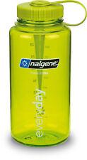 NALGENE Everyday 1L Weithals Trinkflasche grün Wasserflasche Trink Flasche neu