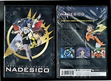 Martian Successor Nadesico: Complete TV, OVA, Movie Collection (Brand New DVDs)