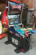 The House of the Dead Full Size Arcade Shooting Game! Fun Classic! 1/2 players