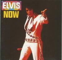 Elvis Presley - Elvis Now 1993 CD release of his 1972 album