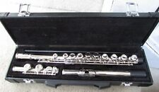 J.R. Behm Student/Intermediate Flute with Case – Why Rent?