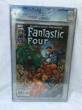 Fantastic Four #v2 #1 CGC 9.8 11/96 Variant Cover - Jim Lee