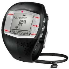 POLAR FT40 Ladies HEART RATE MONITOR WATCH with Chest Strap (Black) FT40F NEW