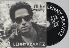 Lenny Kravitz I'll Be Waiting CD PROMO