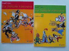 Abverkauf Noten Paket  Nr. 18 –  Klarinette Spielbuch Set