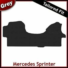 Tailored Fitted Carpet Car Mat for Mercedes Sprinter 2006 onwards GREY