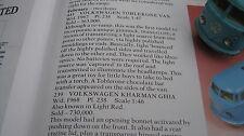 CORGI 441 VW TOBLERONE VAN 1963-67 ORIGINAL LIGHTLY MARKEDVAN IN BEST REPRO BOX.