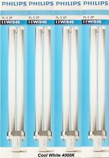 Philips 11W Cool Whit Fluorescent Tube CFL 2 Pin