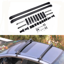 Universal Car SUV Aluminum Top Luggage Roof Rack Cross Bar Cargo Carrier Adjust