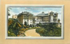 C-1910 Hotel Potter roadside Santa Barbara California Postcard 12506