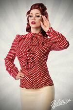 Gepunktete Damenblusen, - Tops & -Shirts im Blusen aus Polyester
