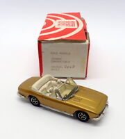 Enco Models 1/43 Scale E171219 - Jensen Interceptor Convertible - Gold