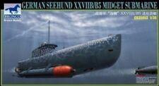 BRONCO 1/35 35053 SEEHUND XXVIIB / B5 Midget sottomarino
