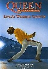 Queen - Live At Wembley 2DISC-SET (DVD, 2003) Region: PAL