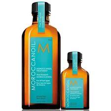 Moroccanoil Original Hair Oil Treatment 100ml + Free 25ml or 125ml single unit