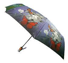 auto öffnen & schließen knirps, lebendige winddicht automatischer regenschirm