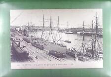 CPA France 1900 Nantes Schiffe Ship Boat Sail Nave Marine Statek Port s18