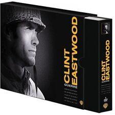 Clint Eastwood - Coffret Guerre Édition Limitée 5 DVD neuf
