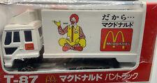 RARE VINTAGE JAPAN BOXED DIAPET YONEZAWA McDONALDS T-87 1/55 SCALE MITSUBISHI
