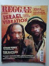 REGGAE VIBES N° 41 2015 ISRAEL VIBRATION