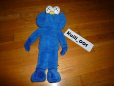 Kaws BFF 20inch Plush Blue Limited Edition of 1000 Toy Bearbrick Companion B
