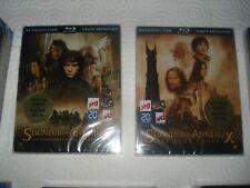 Seigneur des Anneaux French Exclusive Blu-ray STEELBOOKS NEW