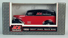 Ace Hardware 1938 Chevy Panel Truck Coin Bank Limited Edition Free U.S. Shipping