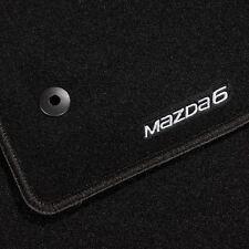 Mazda 6 Tourer Luxury Car Mats - Set of Four (08/2012 >) GJE8V0320