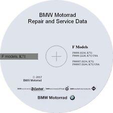 BMW F800S F800ST K71 Service Repair Manual