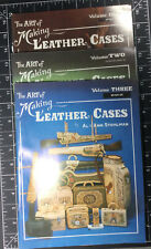 The Art Of Making Leather Cases By Al Stohlman Vol 1-3