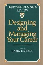 Designing And Managing Your Career (Harvard Business Review Book)-ExLibrary