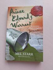 Prince Edward's Warrat by Mel Starr Paperback