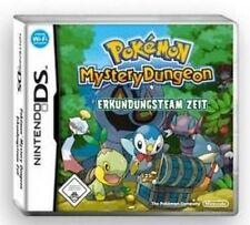 NINTENDO DS 3DS POKEMON ERKUNDUNGSTEAM ZEIT MYSTERY * Top Zustand