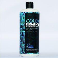 Fauna Marin color elemento BLUE PURPLE Complex oligoelementi 250ml