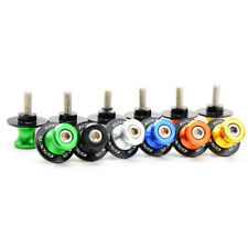 8mm Swing Arm Spools Sliders For Suzuki GSX R600/R750/R1000 Motorcycle Screws