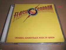 QUEEN freddie mercury FLASH GORDON soundtrack CD hits Flash's Theme BONUS REMIX