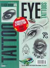 TATTOO FLASH BOOK #6 - EYE TATTOOS (NEW)