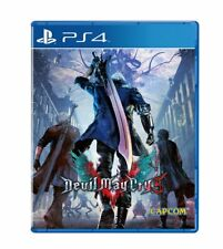 VIDEOGAMES DEVIL MAY CRY 5 PLAYSTATION 4 PS4  ITA STANDARD EDITION PREORDER
