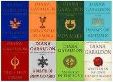 Outlander Series Full Set Diana Gabaldon🔥