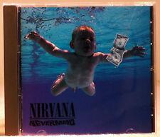 Nevermind by Nirvana (US) (CD, Aug-1991, Geffen)