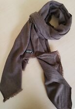 NEW 100% CASHMERE FAIR TRADE PASHMINA SCARF SHAWL WRAP MADE IN NEPAL 200X70 CM 8