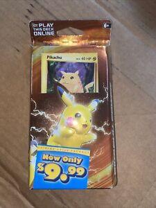 Pokemon TCG XY Evolutions Theme Deck Pikachu Power NEW