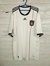 Germany Jersey 2010 2012 Home XXL Shirt Mens Trikot Football Soccer Adidas