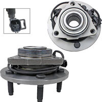 2PCS Front Left/Right Wheel Hub Bearing Assembly for 02-05 Dodge R1500 4WD/RWD