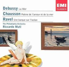 La Mer / Poeme De I'Amour Et / Une Barque Sur