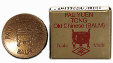2x Pau Yuen Tong Ancien Chinois Retard Baume L'éjaculation Précoce Orgasme