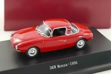 DKW Autounion Audi Monza 1956 Coupe red rot 1956 Sonderpreis Starline 1:43