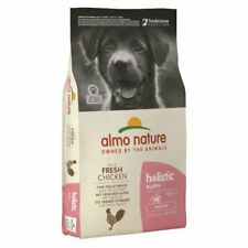 More details for almo nature holistic dry dog puppy maintenance med chicken 12kg